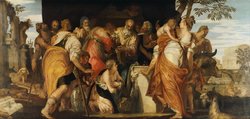 The Anointment of David