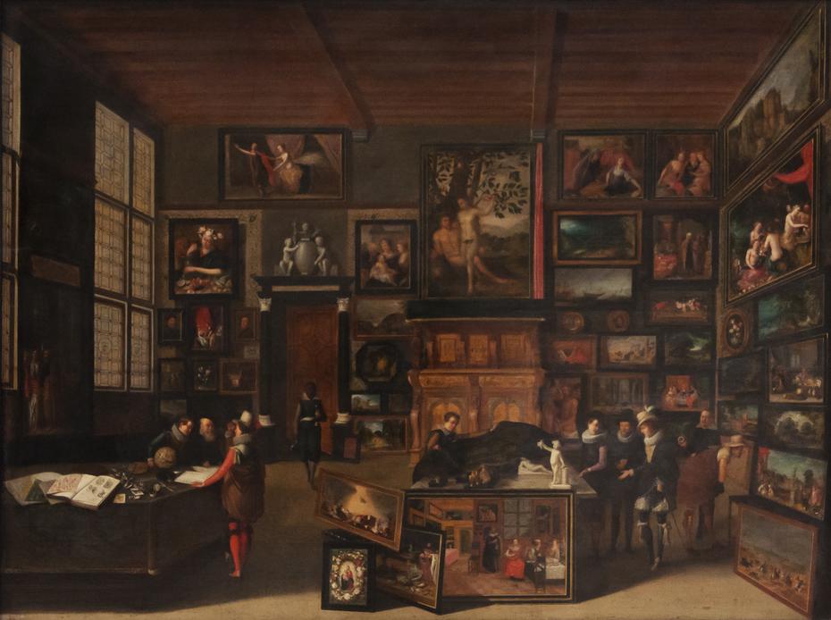 The Art Gallery of Jan Snellinck
