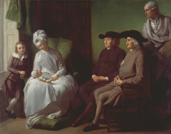 The Artist and His Family