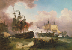 The Battle of Camperdown