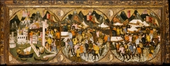 The Conquest of Naples by Charles of Durazzo