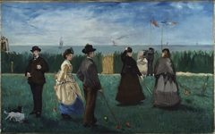 The Croquet Party