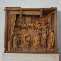 The Death of the Virgin (The Dormition)
