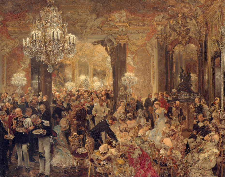 The Dinner at the Ball