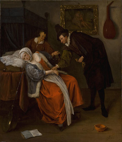 The Doctor's Visit (Lovesick Maiden)