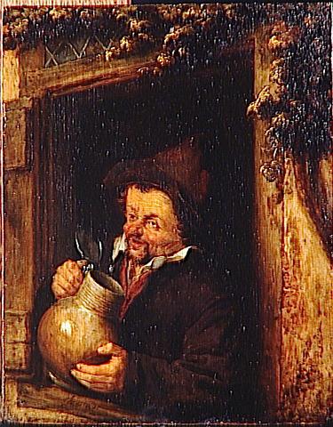 The Drinker in the Window