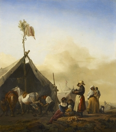The Farrier of the Camp