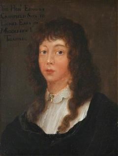 The Hon. Edward Cranfield (?1626-1642)