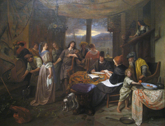 The Marriage of Tobias and Sarah (The Marriage Contract)