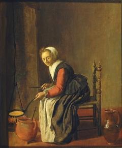 The pancake maker