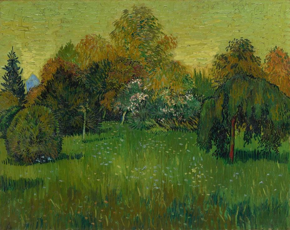 The Poet's Garden