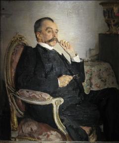 The Prince Vladimir Mikhailovich Golitsyn