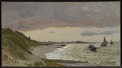 The Seashore at Sainte-Adresse