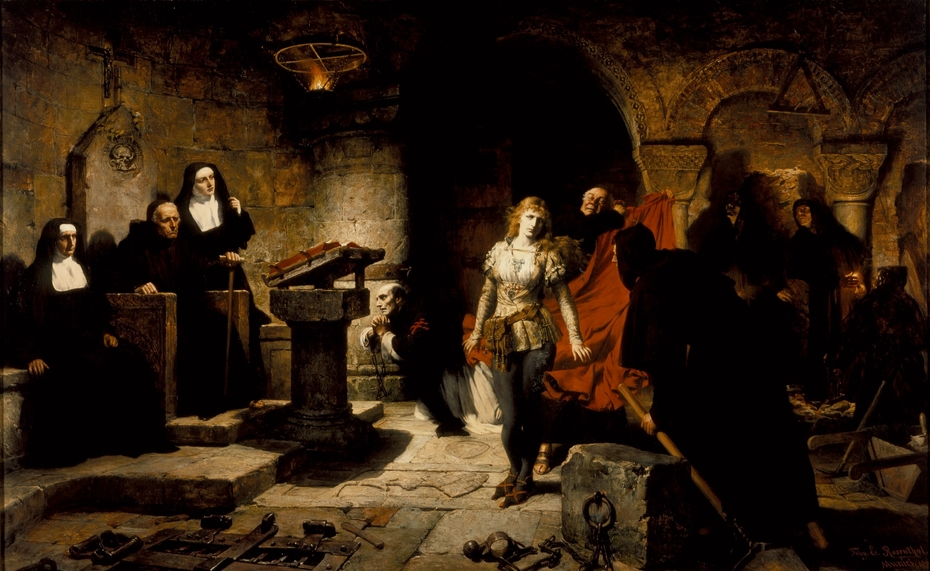 The Trial of Constance de Beverly