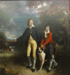The Two Sons of the 1st Earl Talbot