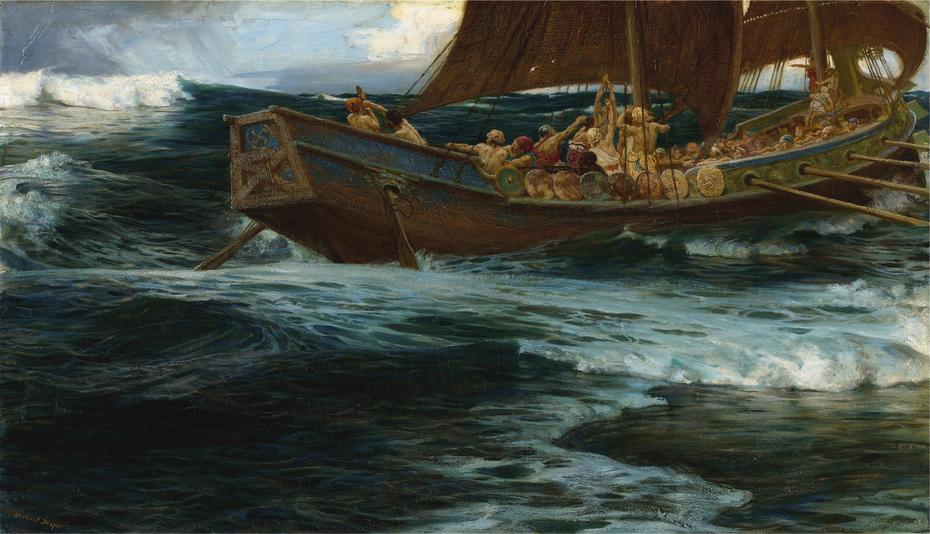 The Wrath of the Sea God