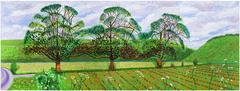 Three Trees Near Thixendale