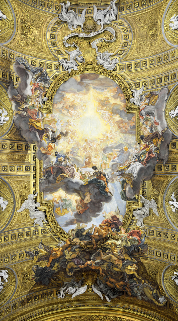 Triumph of the Name of Jesus