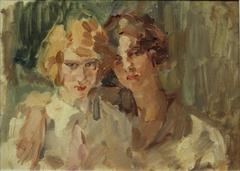 Twee meisjes