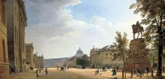 Unter den Linden (1852)