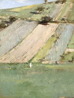 A Hillside, Giverny