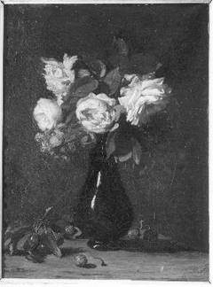 Vase with Flowers (roses)