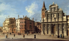 Venice: Santa Maria Zobenigo