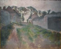 Village Street. Saint-Valéry-sur-Somme