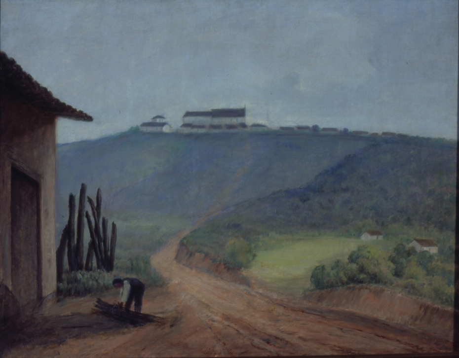 Vista de Atibaia, 1829