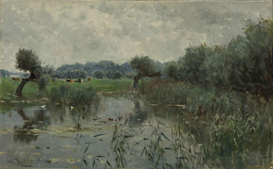 Water Meadows on the River IJssel