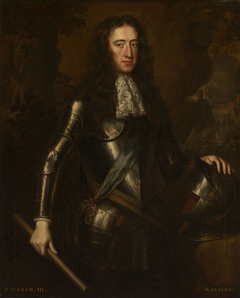 William III (1650-1702) when Prince of Orange