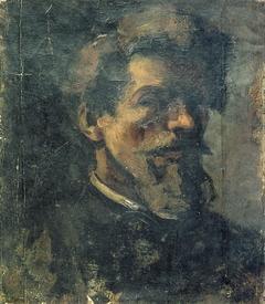 Zelfportret met baard